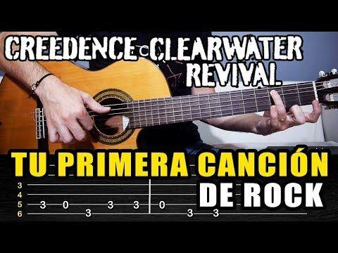 Aprende La Canción De Rock Más Fácil En Guitarra La Podrás Tocar El Primer Día Youtube Canciones De Rock Canciones Guitarras