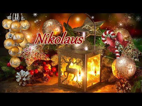 Nikolaus 6dezemberadventskalender Liebe Grüße Von Mir