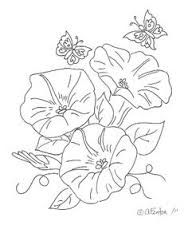 morning glory tattoo black and white google search