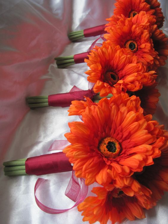 wedding bouquets gerberas the world s catalog of ideas 8514