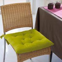 El costurero de stella como hacer un cojin para una silla - Como hacer cojines para sillas ...