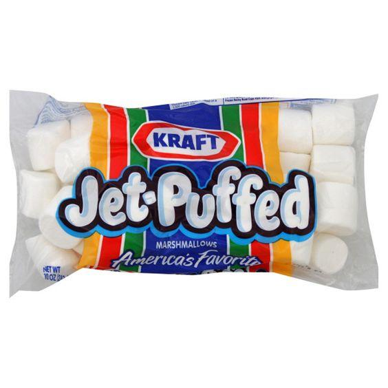 Kraft Jet-Puffed Marshmallows (large size)