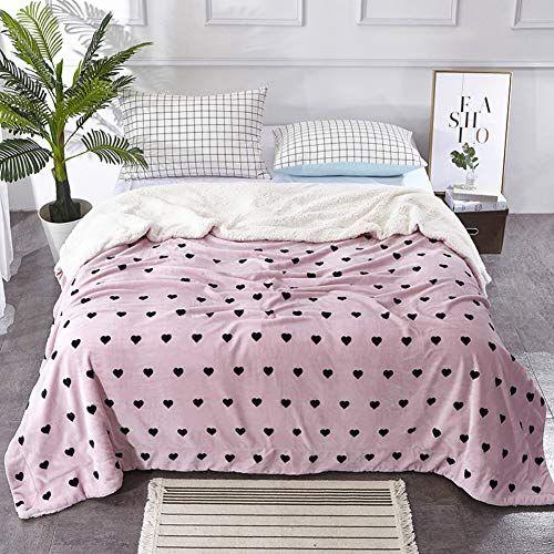 Guoyixiang Home Kuscheldecke Wohndecke Rosa 200x230cm Fle Https Www Amazon De Dp B07vpjbkf5 Ref Cm Sw R Pi Dp U X Hspdbav2tvs0 With Images Blanket Bed Comforters