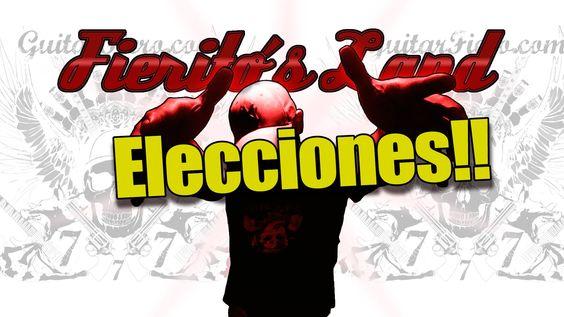 Vienen las Elecciones!! by GuitarFiero