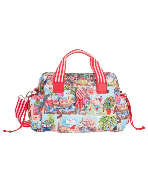 Once Upon a Time Utility Bag from Oilily