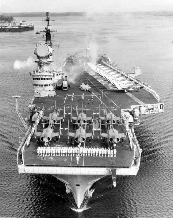 HMS Victorious: