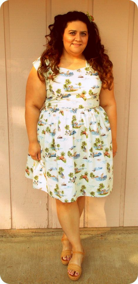 Pattern Review: Sewaholic Cambie | Curvy Sewing Collective