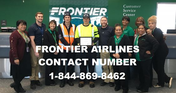 Frontier Airlines Contact Number