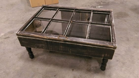 17 Best images about coffee tableottoman on Pinterest Wood tray