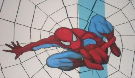 Einzigartiges Spiderman Nachtlicht selbst bauen