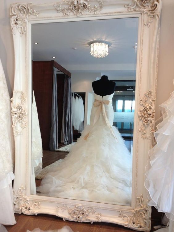 Ornate Mirror Mirror And Dressing Rooms On Pinterest