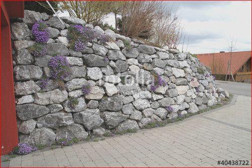 32 Das Beste Von Garten Hang Befestigen Design Natursteinmauer Natursteinmauer Bauen Trockenmauer