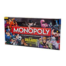 Disney Villains Collector's Edition Monopoly