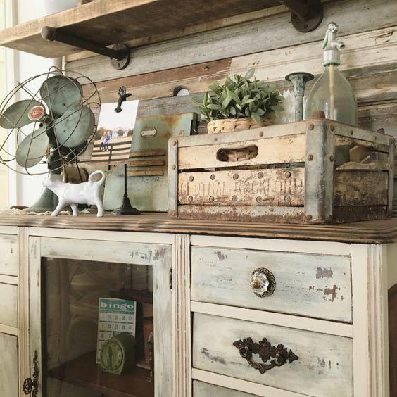 Rustic Farmhouse.