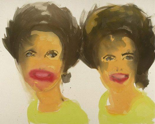 Double Nancy | Liz Markus | 2009