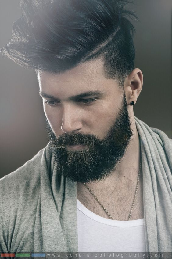 Phenomenal Long Hairstyles Instagram And Beards On Pinterest Short Hairstyles Gunalazisus