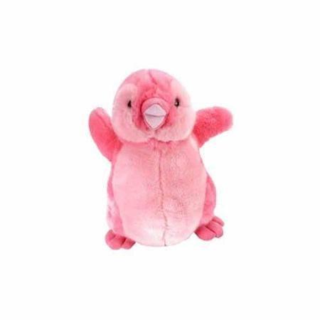 Cuddlekins Vibes Pink Playful Penguin by Wild Republic - 88507