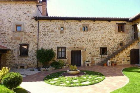 Palacete casa se orial en venta actualmente hotel con - Hoteles y casas rurales con encanto ...