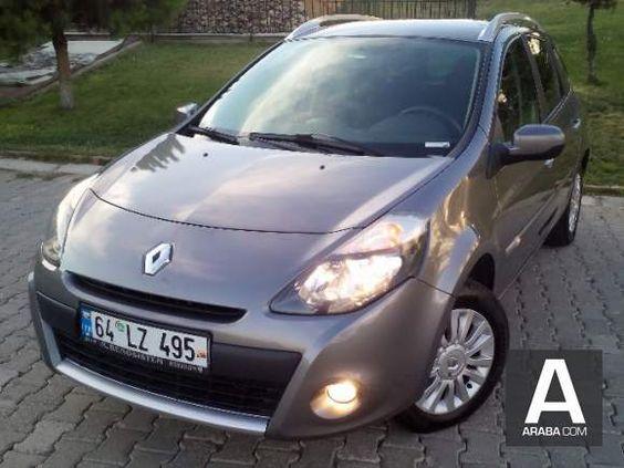 Renault Clio 1.2 Grandtour Ext.Edition-Hata kusur boya yok