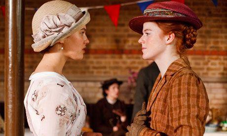 Lady Sybil and Gwen, Downton Abbey