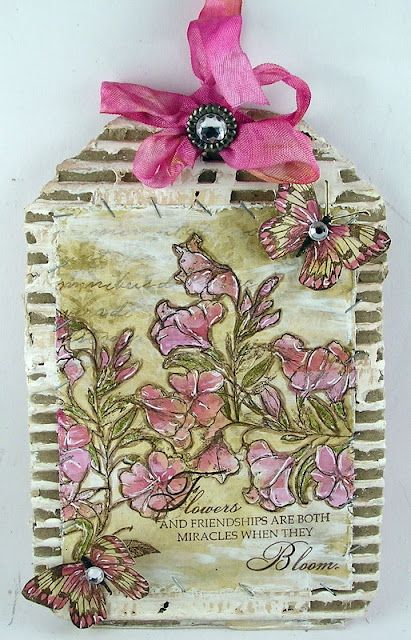 Suzanne's Stamping Spot: Flowers that Bloom
