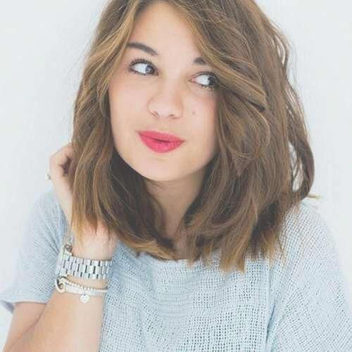 Photo Of Low Maintenance Medium Haircuts For Thick Hair Thick Hair Styles Short Hairstyles For Thick Hair Medium Hair Styles