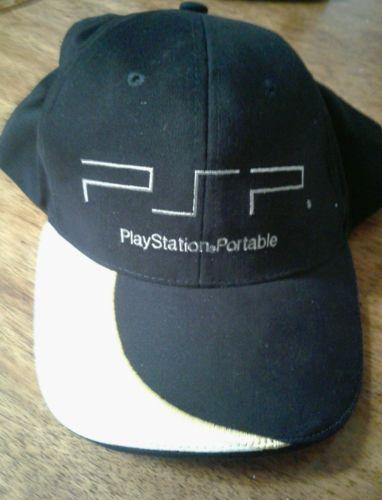 Rare Playstation PSP Promo Ballcap https://t.co/56W6Y8cljI https://t.co/V95SG9Dt6U