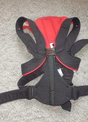 Kaufe meinen Artikel bei #Mamikreisel http://www.mamikreisel.de/ausstattung/mobil-zu-fuss-slash-mit-rad-sonstige/18278087-baby-bjorn-tragesack-tragegurt