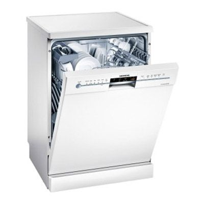 Buy the Siemens SN26M232GB 60cm Dishwasher in White, 13 Place Setting A++ Rated…