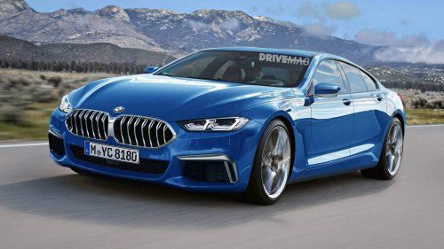 2019 Bmw 8 Series Gran Coupe And 2019 M8 Coupe Inch Closer To