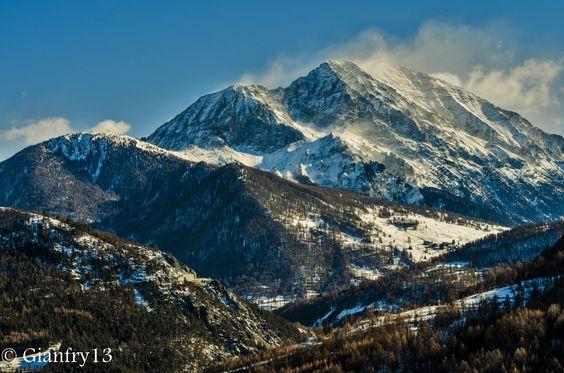 Mountain by Gianfranco Congiu