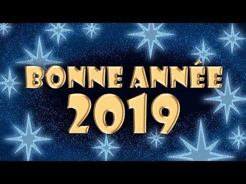 Bonne Annee 2019 Meilleurs Vœux 2019 Carte Virtuelle Gratuite