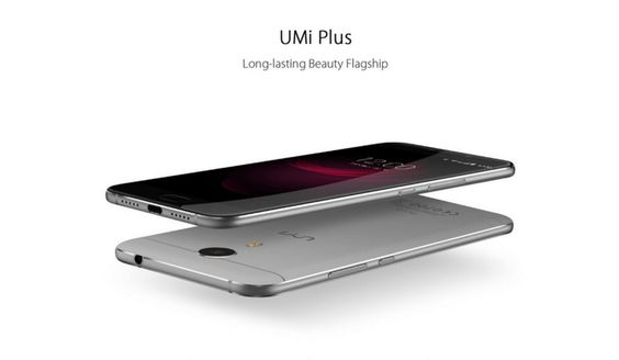 UMI Plus Smartphone features 5.5 Full HD Display 4GB RAM at $179.99 pricing