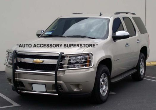 Chevy Tahoe Grille Guard Helps To Protect From Damage While Adding That Rugged Offroad Look Chevy Chevrolet Chevytrucks Ta Chevy Tahoe Chevy Grill Guard