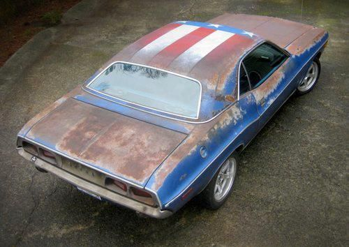 Capt.America- it needs a 340-4bbl. pistol grip 4 speed and a 3.90 Sure Grip.
