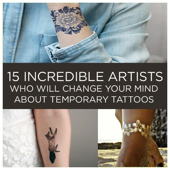 Tattoo Ideas Buzzfeed: 15 Incredible Artists Who Will Change Your Mind About