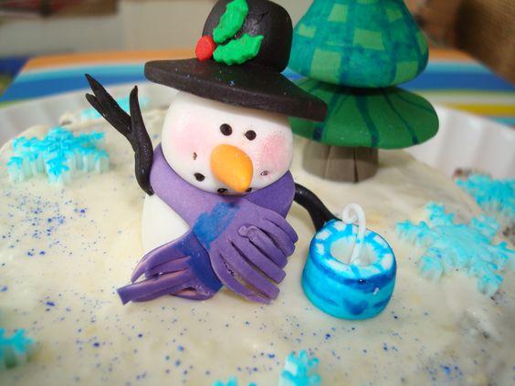 my snowman, loved it
