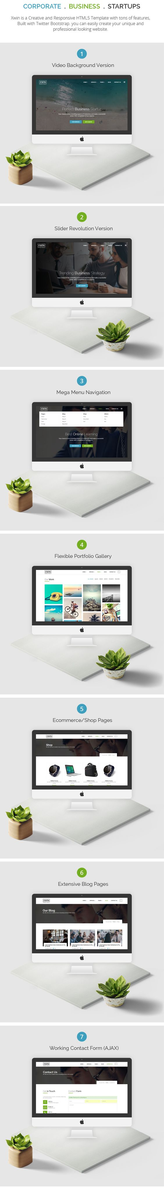 Booster - Business and multipurpose (Bootstrap 4 and Gulp) HTML ...