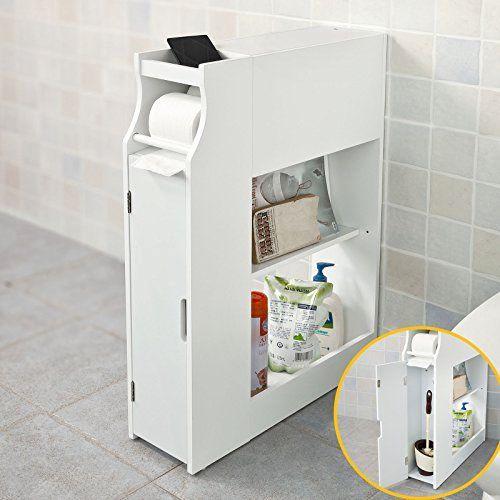 Porte Papier Toilette Design Elegant Sobuy Frg52 W Meuble De Rangement Armoire Wc Pour Papier Toilette Meuble Rangement Wc Meuble Rangement Rangement Wc