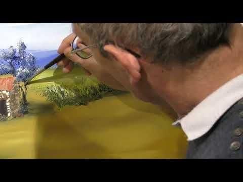 Comment Peindre La Vegetation Youtube Comment Peindre