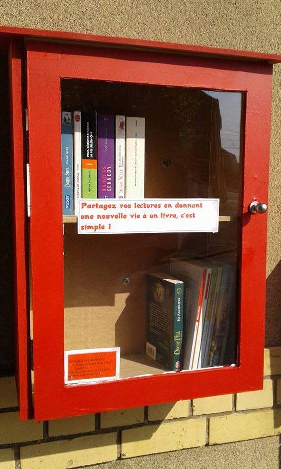 Boite à livres St Mard