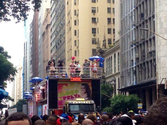 Carnaval 2013 - Bloco da Preta-  RIO DE JANEIRO