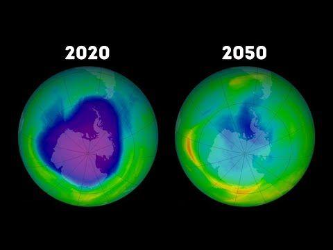 Ozone Layer is Healing! - YouTube | Ozone layer, Ozone layer healing, Ozone