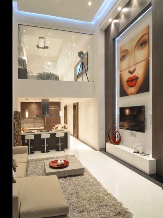 Modern Modern Living Room Decoracion Pinterest Modern Living Rooms