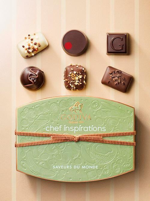 GODIVA Chef Inspirations Box