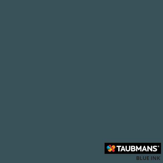 #Taubmanscolour #blueink