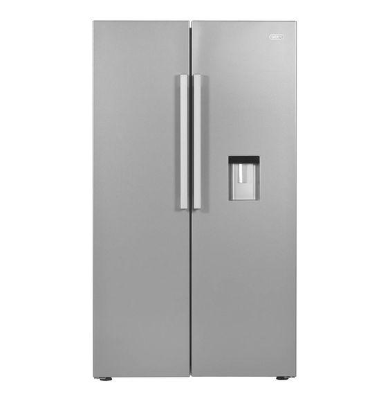 DEFY Side-by-Side Fridge\Freezer with Water Dispenser | Makro Online
