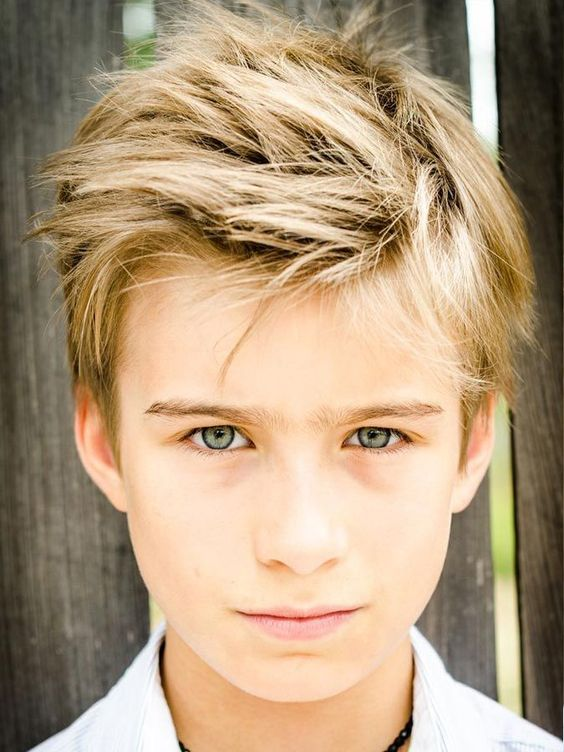10++ Cute boys with short haircuts information