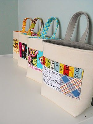 Hanging Wall Baskets: Kidlet Tote, Tidy Tote, Sewing Projects, For Kids, Cute Ideas, Kid S Rooms, Bags Totes, Kids Rooms