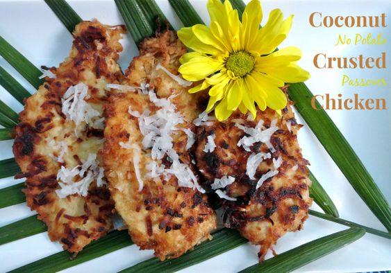 chicken tenderloins coconut flakes meals chicken strips canola oil ...
